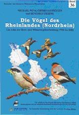 Atlas zur Brut- und Wintervogelverbreitung 1990-2000