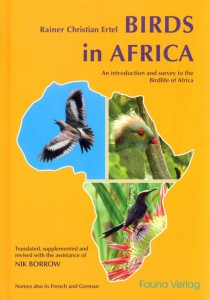 Birds in Africa Ertel