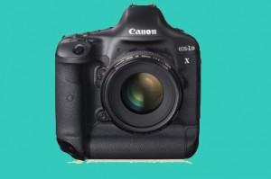 Canon EOS-1 D X