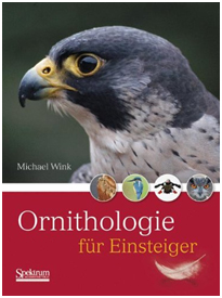 Cover Ornithologie fuer Einsteiger